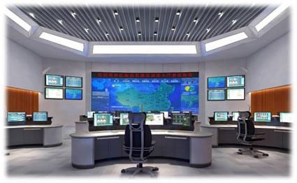 国家电网某调度中心多媒体资讯展示系统项目