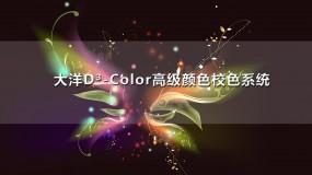 大洋D?-Color高级颜色校正系统