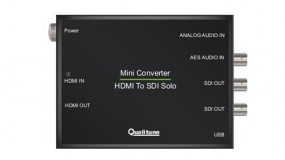广播级转换器:HDMI To SDI Solo